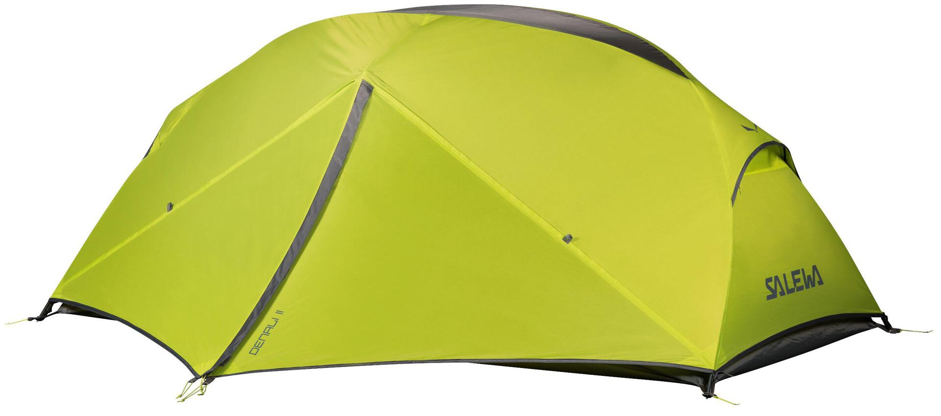 SALEWA Denali II Tent cactusgrey | Gode tilbud hos bikester.no